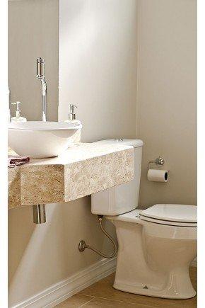 toneira ametista premium bancada fixa banheiro fort metais lili casa e construcao