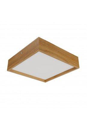 Plafon Wood Quadrado Freij