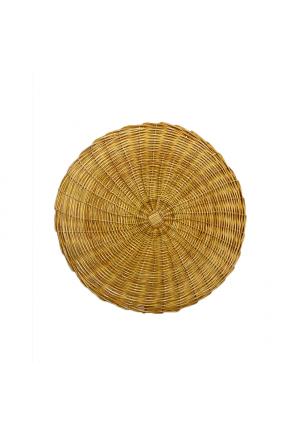 sousplat jogo americano fibras naturais vime 35cm foto produto lili casa e construcao